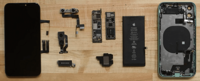 Ремонт iPhone 11 в Краснодаре