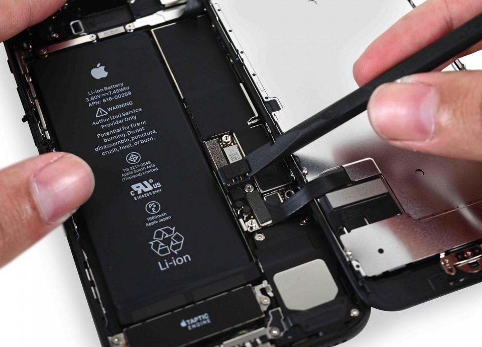 Ремонт iPhone 7 в Краснодаре-FastFixService23.ru