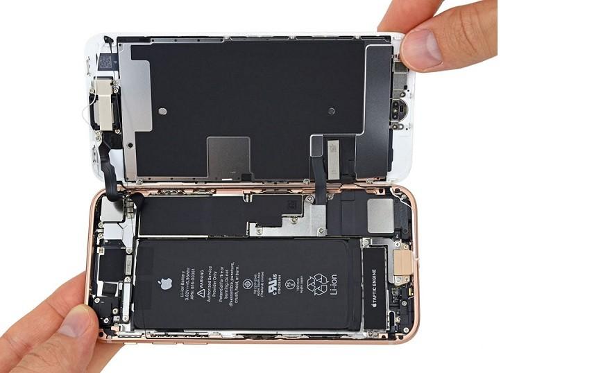 Ремонт iPhone 8 в Краснодаре-FastFixService23.ru