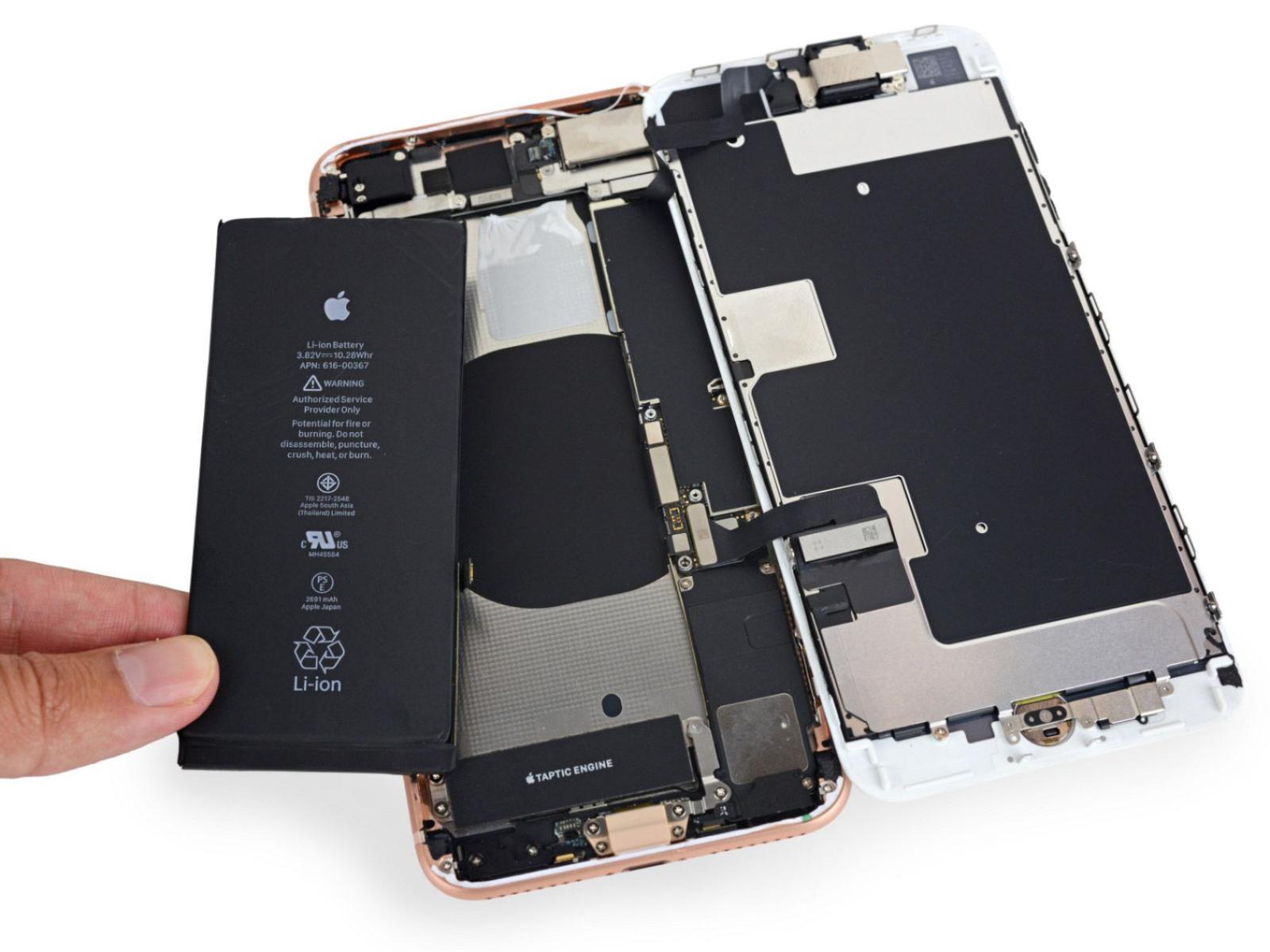 Ремонт iPhone 8 Plus в Краснодаре-FastFixService23.ru