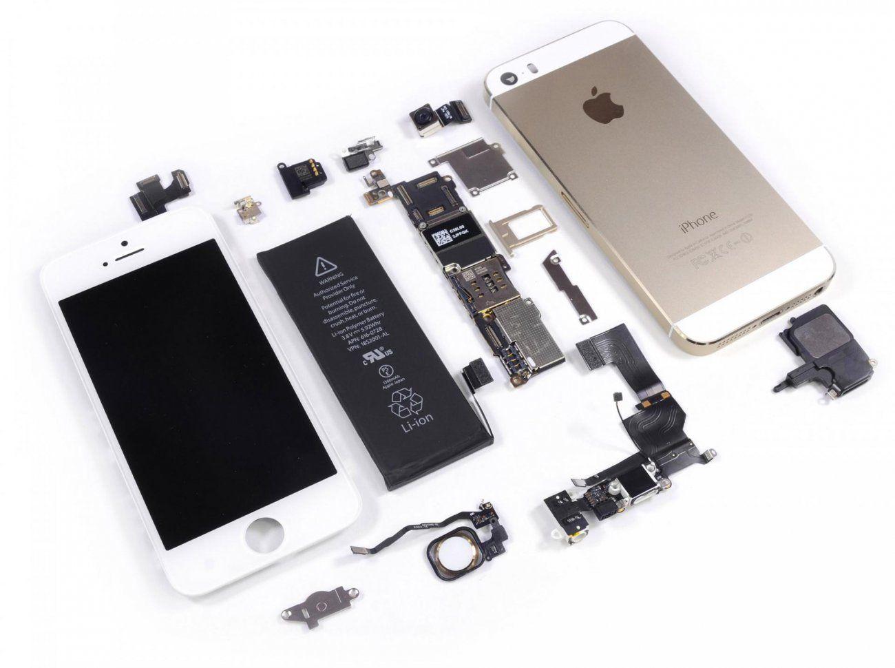 Ремонт iPhone 5/5s в Краснодаре-FastFixService23.ru