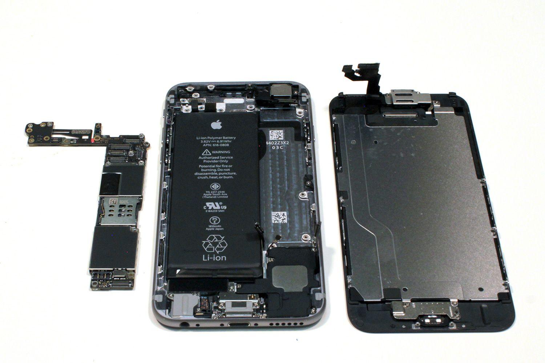 Ремонт iPhone 6 в Краснодаре-FastFixService23.ru