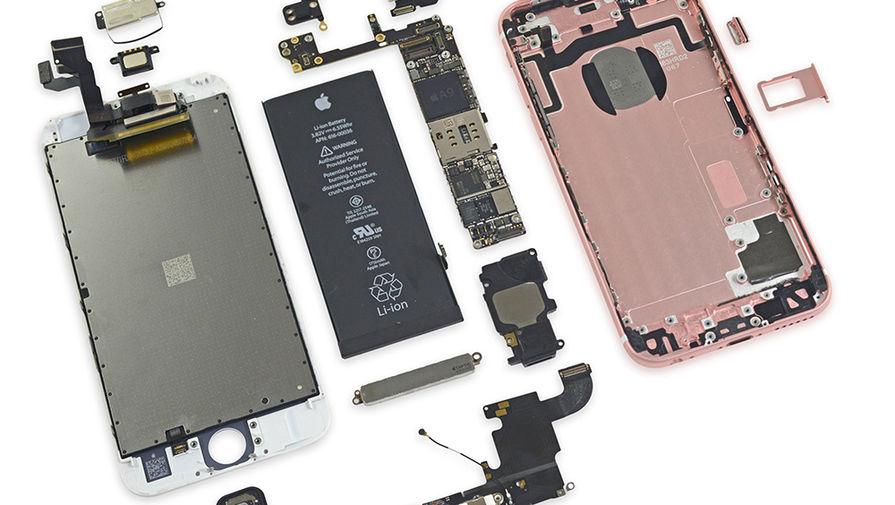 Ремонт iPhone 6s в Краснодаре-FastFixService23.ru