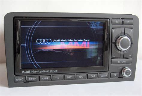 Ремонт штатной магнитолы Audi RNS_e в Краснодаре